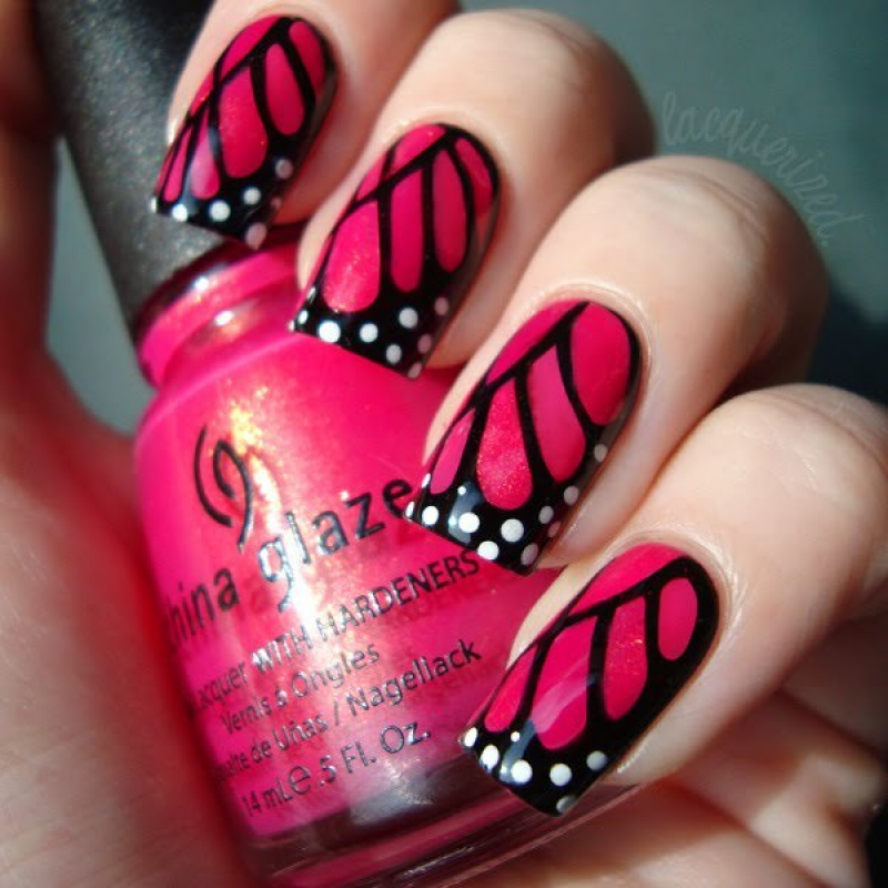 Very Best Butterfly Nail Art Designs 800 x 800 · 83 kB · jpeg