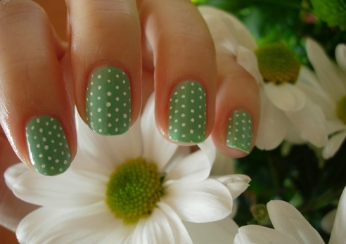 Hot Beautiful Spring Nails Ideas (1)