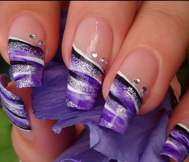 Hot Beautiful Spring Nails Ideas (24)