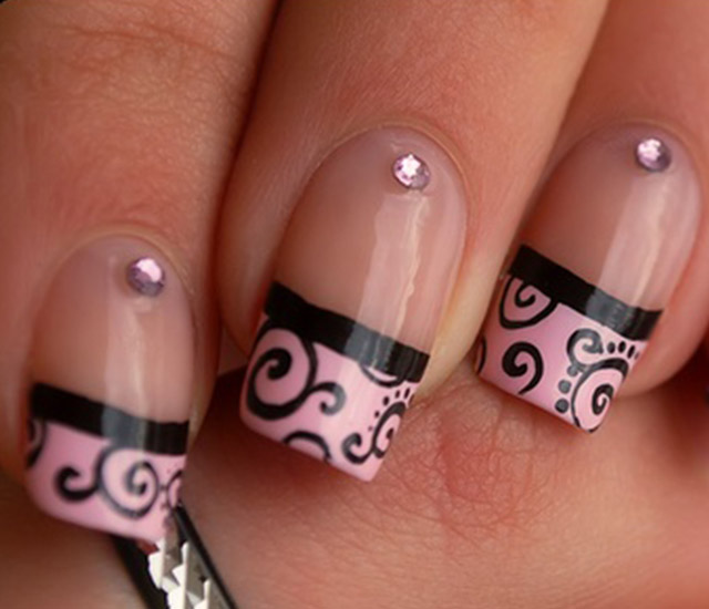 Hot Beautiful Spring Nails Ideas 32