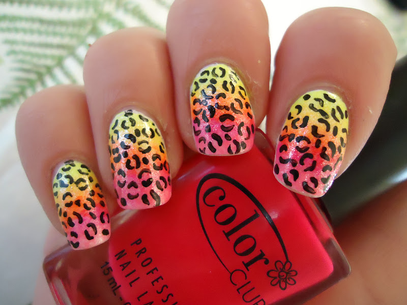 Hot Beautiful Spring Nails Ideas (35)