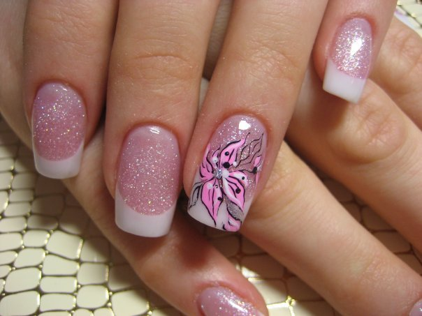 Hot Beautiful Spring Nails Ideas (37)