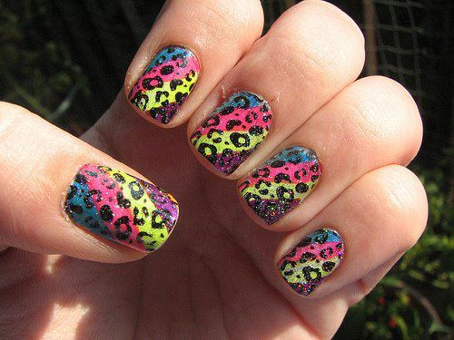 hot beautiful spring nails ideas 38