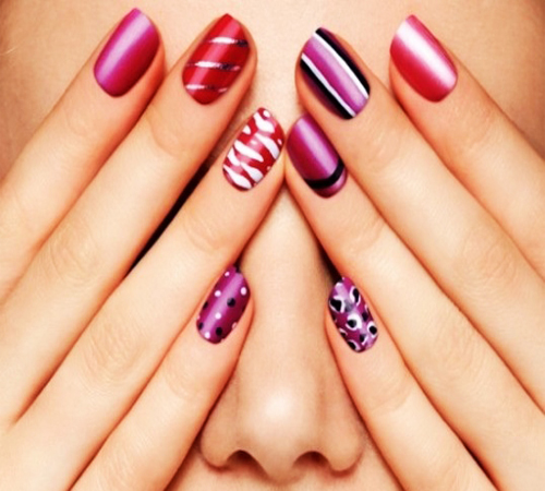 Hot Beautiful Spring Nails Ideas (49)