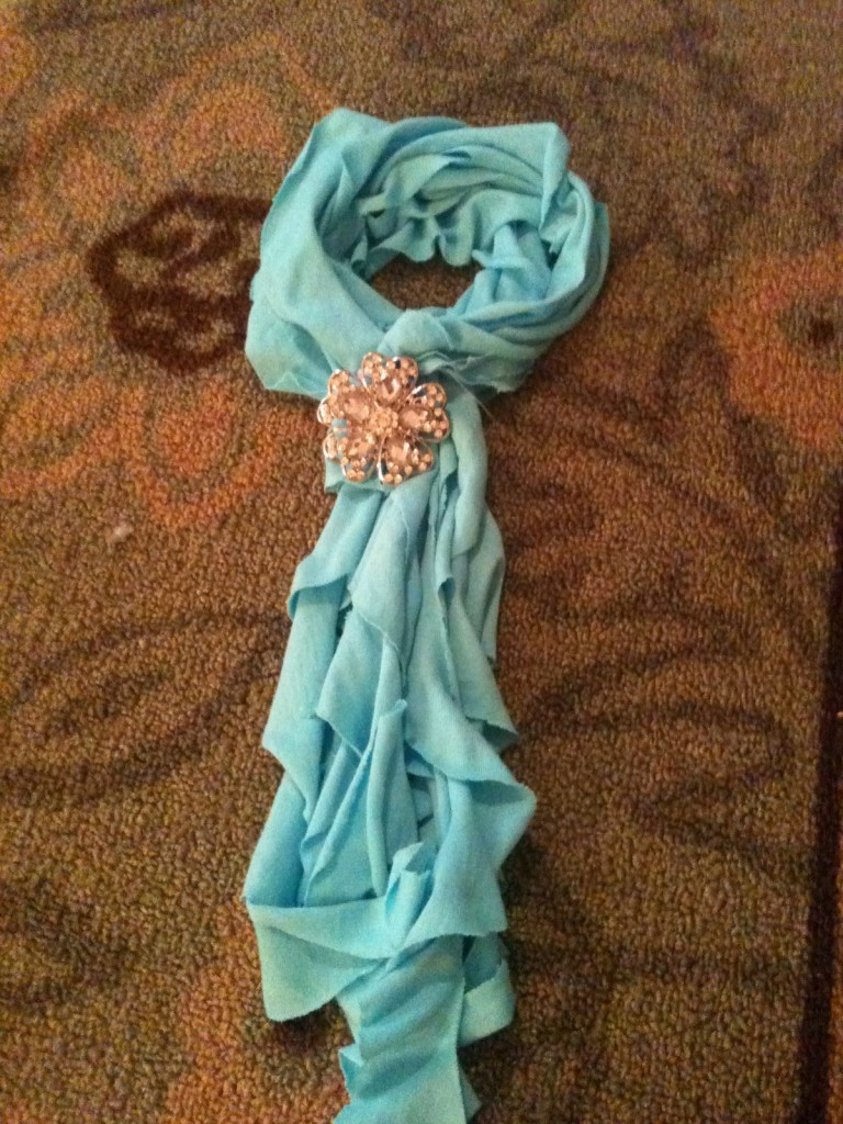 Ideas For Scarf Which Is Going To Be Trendy  This Spring 2013 (11)