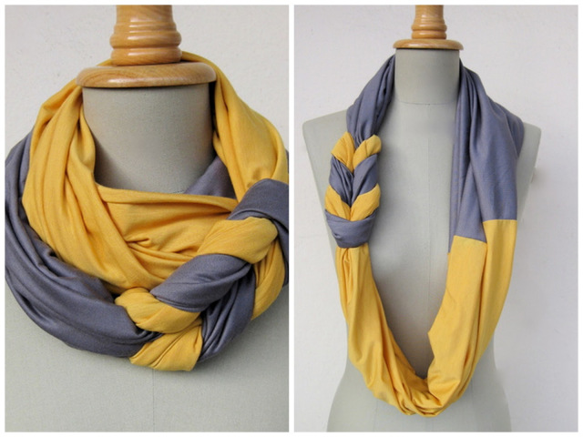 Ideas For Scarf Which Is Going To Be Trendy  This Spring 2013 (13)