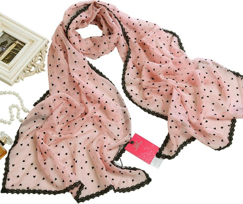 Ideas For Scarf Which Is Going To Be Trendy  This Spring 2013 (2)