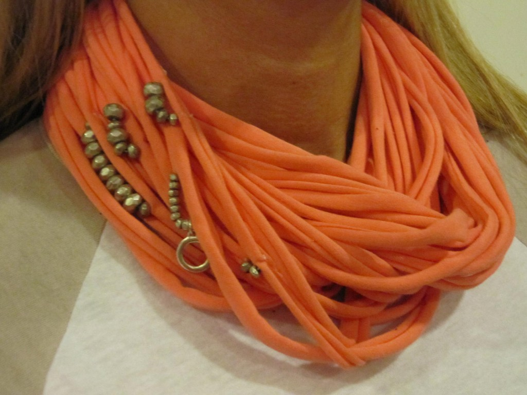 Ideas For Scarf Which Is Going To Be Trendy  This Spring 2013 (5)