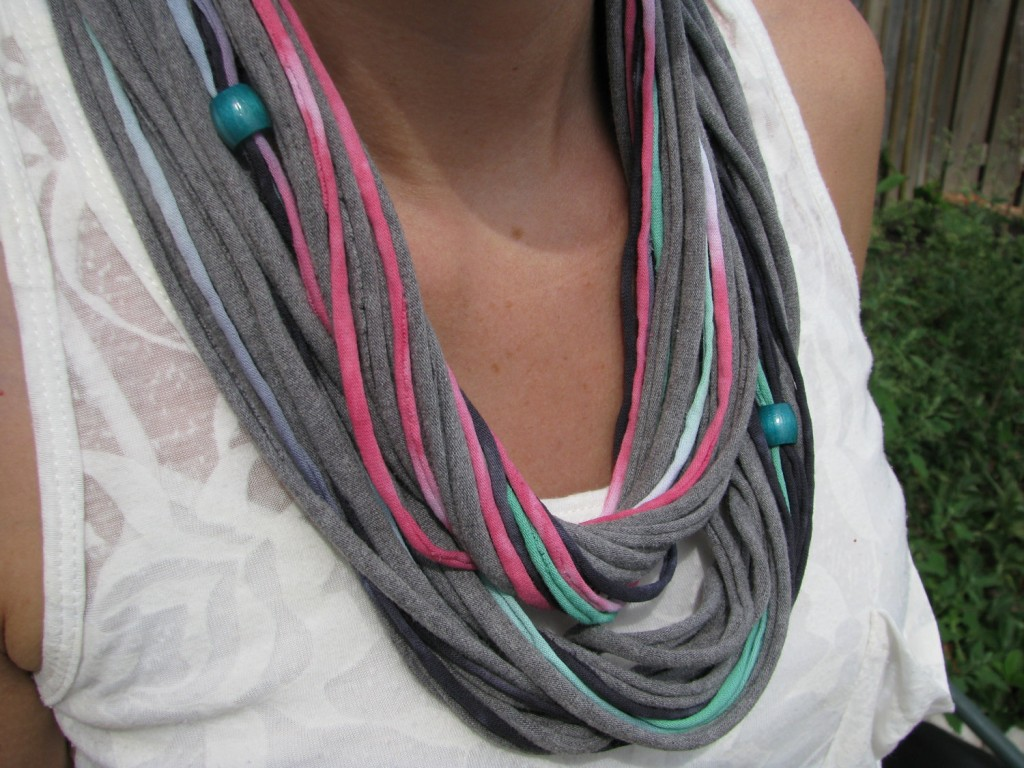Ideas For Scarf Which Is Going To Be Trendy  This Spring 2013 (7)