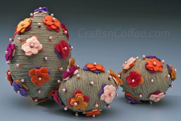 Inspirational Craft Ideas For Easter (21)