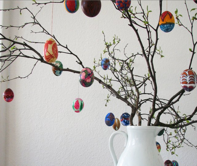 Inspirational Craft Ideas For Easter (35)
