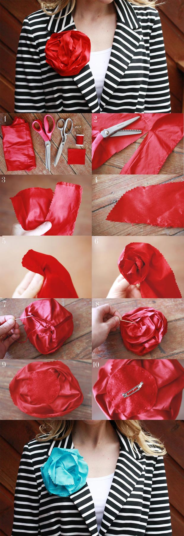 17 Interesting DIY Fashion Ideas