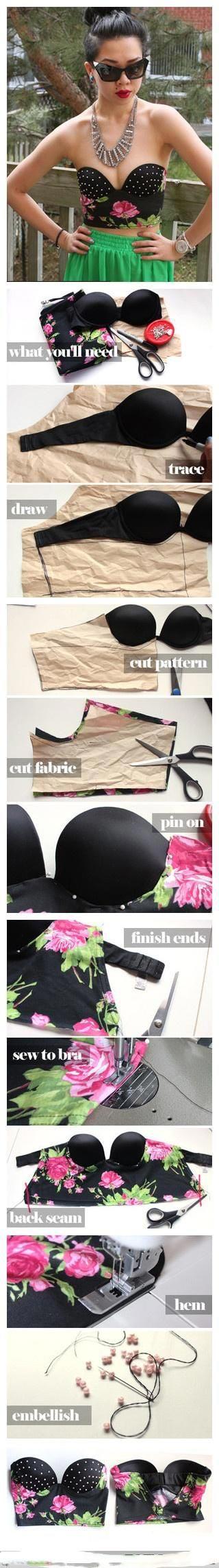 Interesting DIY Fashion Ideas (16)
