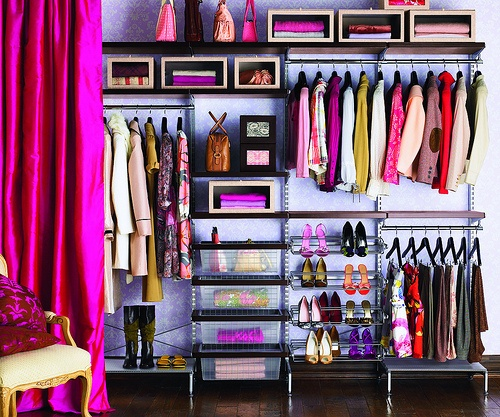 Interesting Ideas For Girls Dream Closet (4)