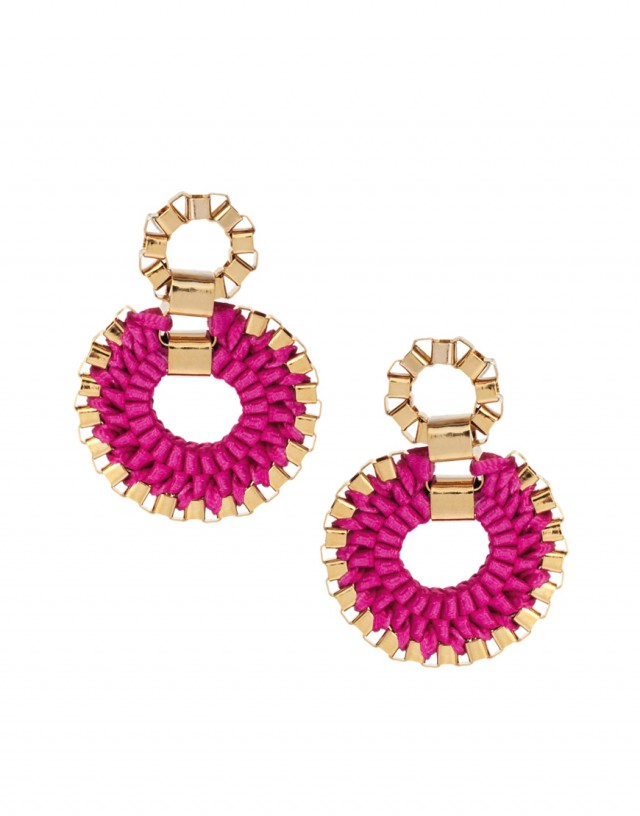 John & Pearl Lola Earrings