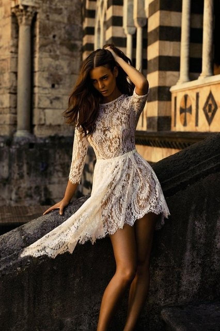 Lace Dresses (2)