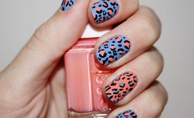 Leopard Print Nail Polish (1)