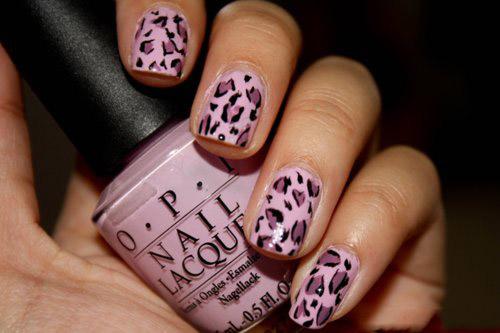 Leopard Print Nail Polish (10)
