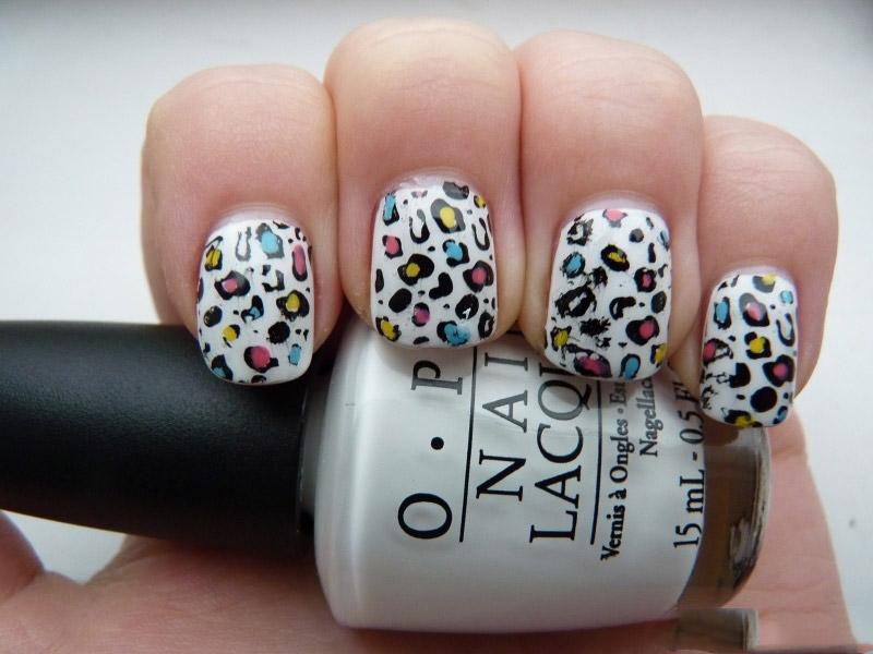 Leopard Print Nail Polish (12)