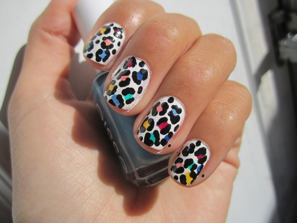 Leopard Print Nail Polish (13)