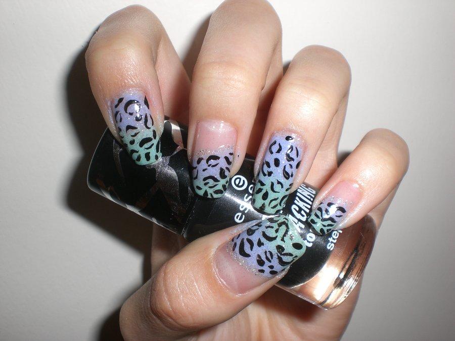 Leopard Print Nail Polish (16)
