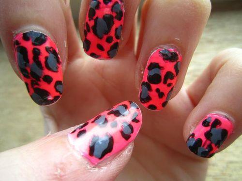 Leopard Print Nail Polish (17)