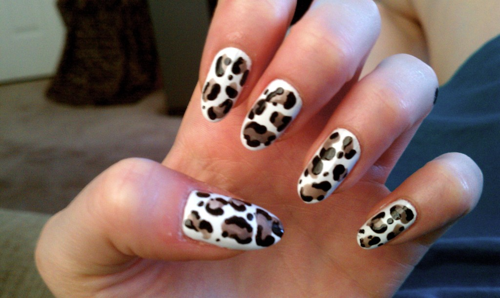 Leopard Print Nail Polish (18)