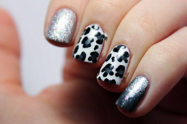 Leopard Print Nail Polish (2)