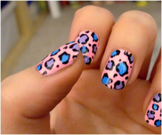 Leopard Print Nail Polish (21)