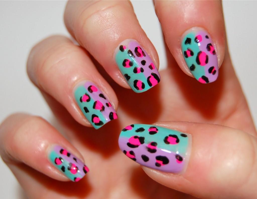 Leopard Print Nail Polish (7)