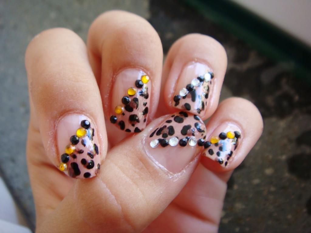 Leopard Print Nail Polish (8)