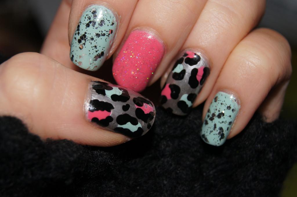 Leopard Print Nail Polish (9)
