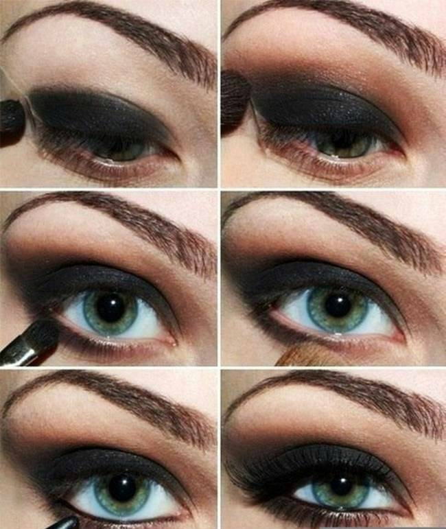 Make Up Your Eyes