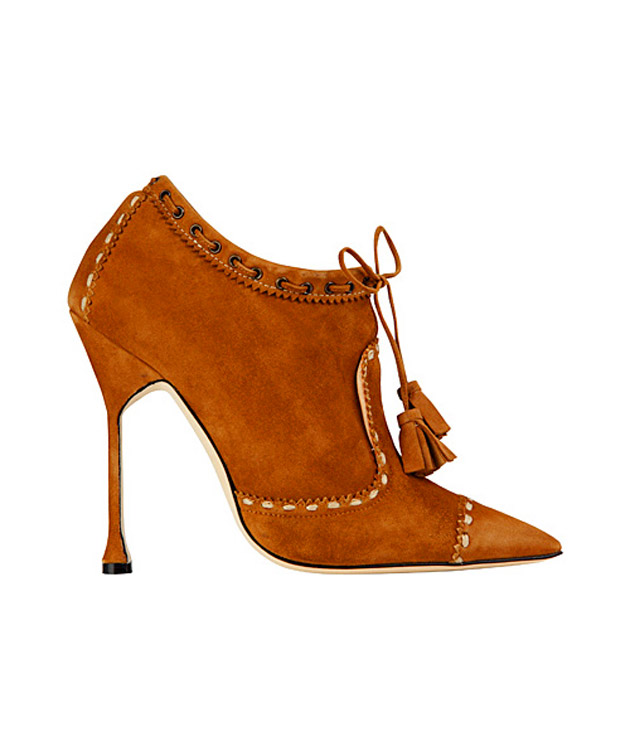 Manolo Blahnik Autumn/Winter 2012-2013 Collection