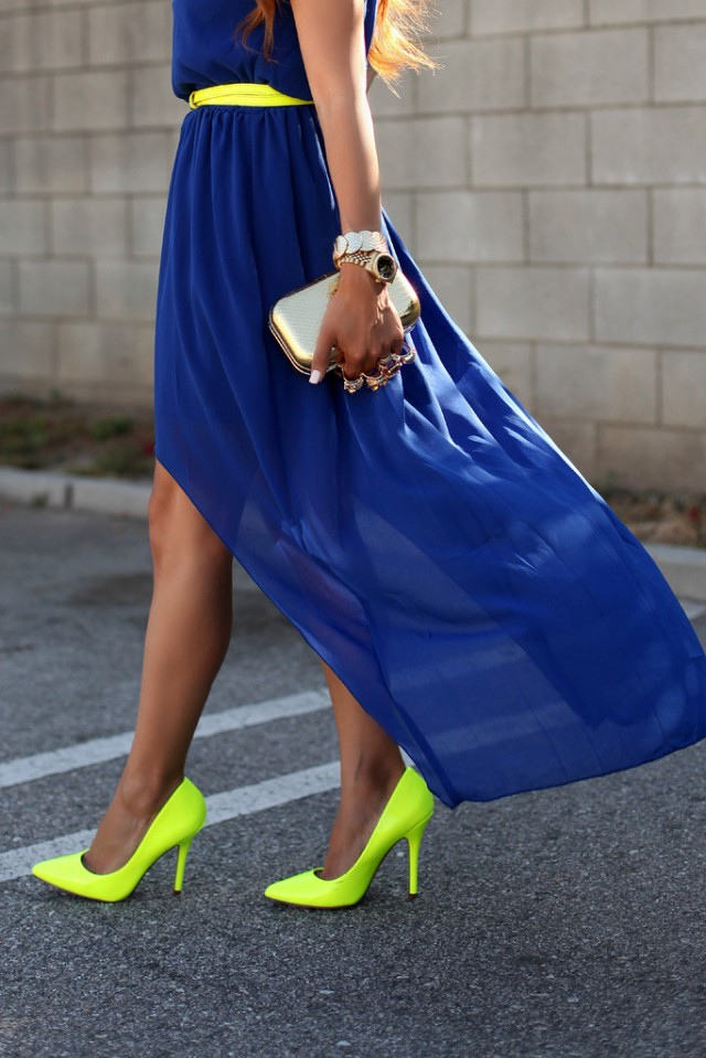 Neon Is An Attractive Color And This Season (8)