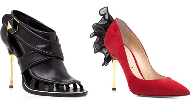 Nicholas Kirkwood Shoes Fall-Winter 2013 (2)