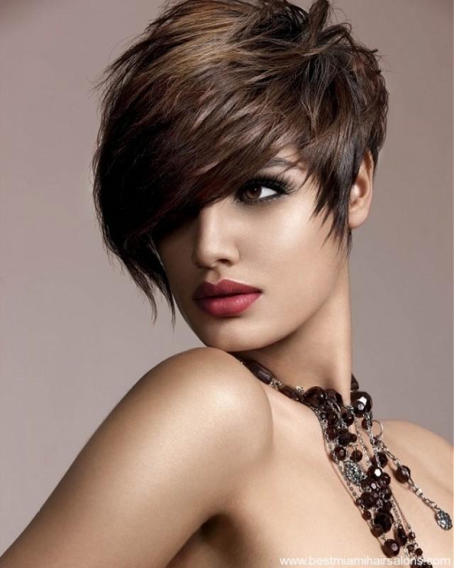SHORT HAIR STYLE (4)