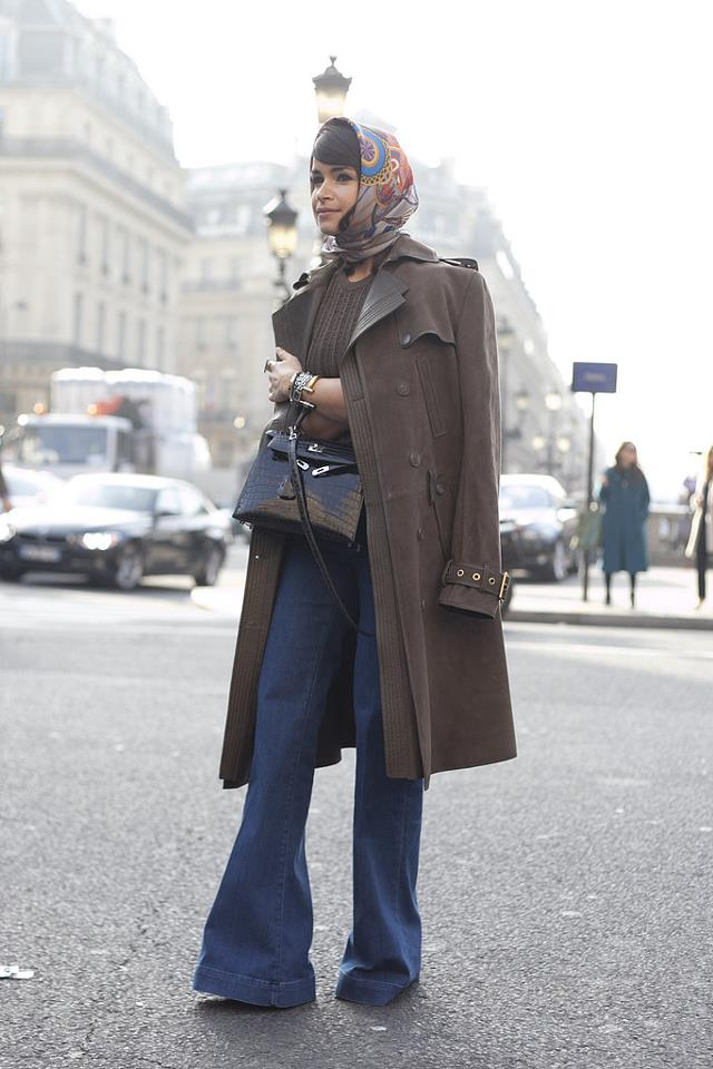 STREET STYLE - PFW FALL 2013 (15)