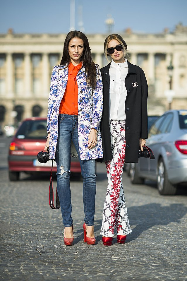 STREET STYLE - PFW FALL 2013 (16)