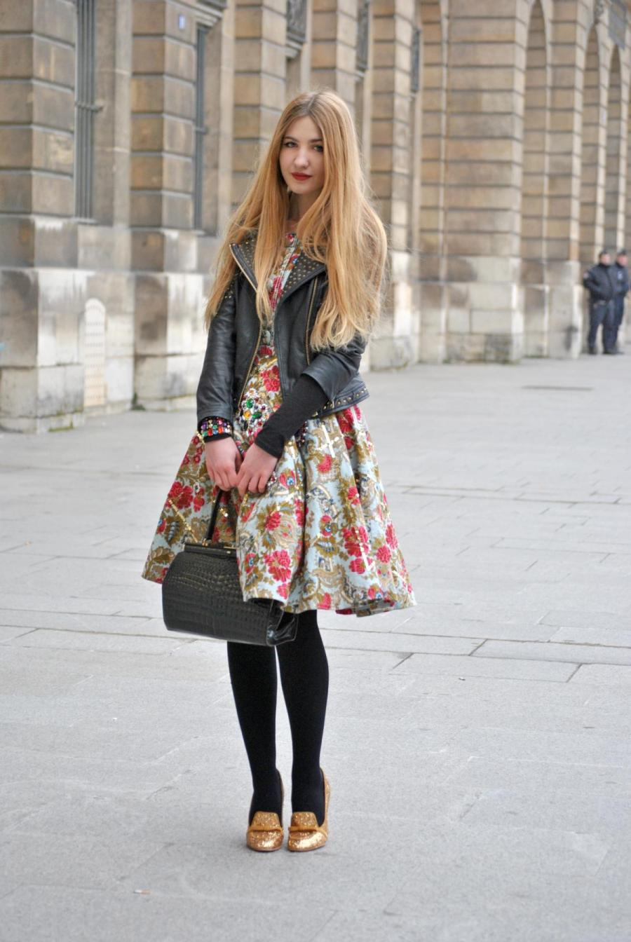 STREET STYLE - PFW FALL 2013 (6)