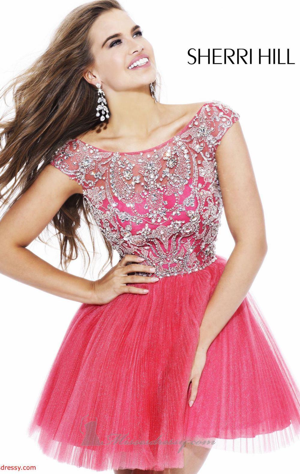 Diva Design: 48 Sherri Hill Prom Dresses 2013