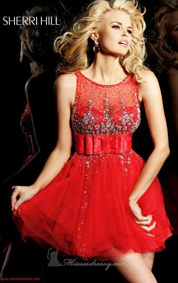 Sherri Hill Prom Dresses (17)