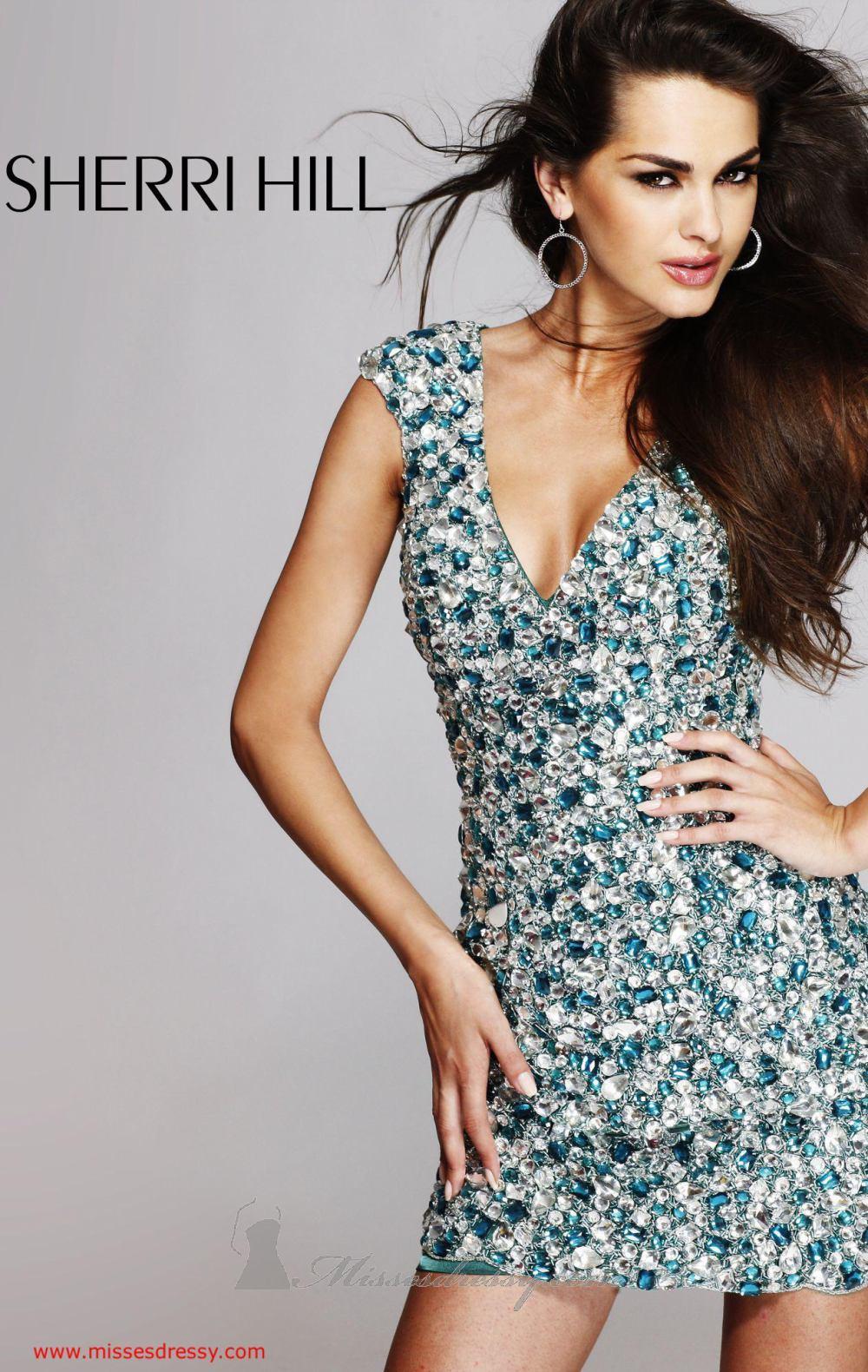 48 Sherri Hill Prom Dresses 2013