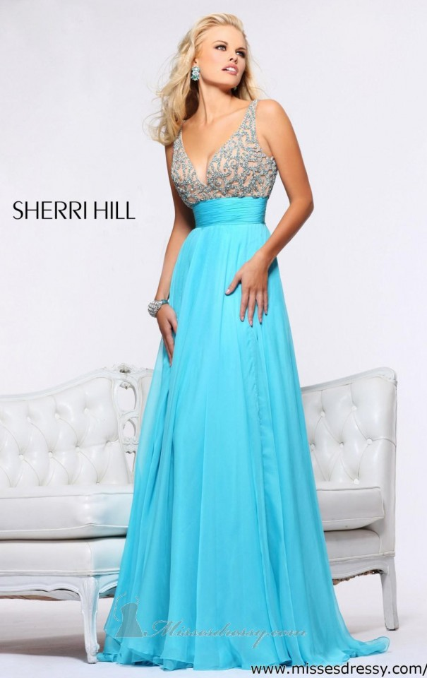 Sherri Hill Prom Dresses (4)