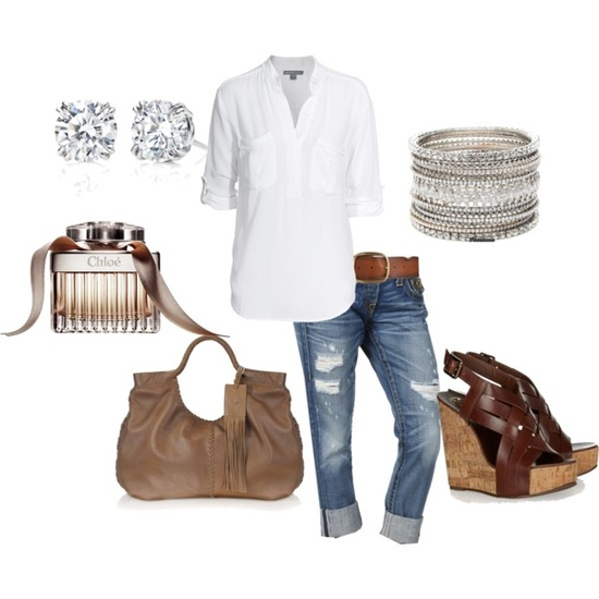 Spring Trendy Polyvore Combinations (11)