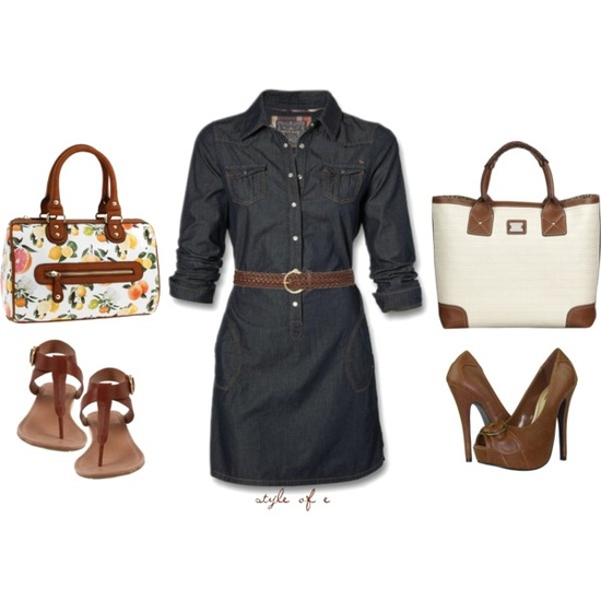 Spring Trendy Polyvore Combinations (14)
