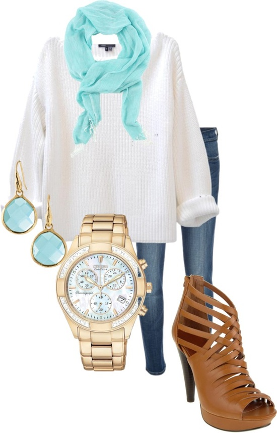 Spring Trendy Polyvore Combinations (15)