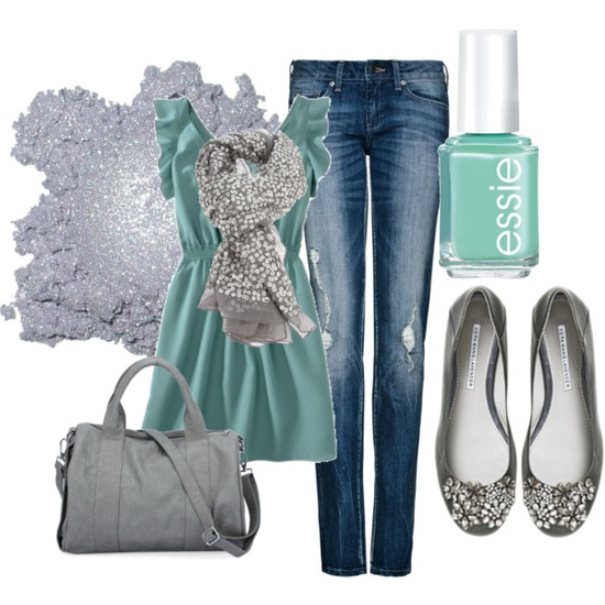 Spring Trendy Polyvore Combinations (3)