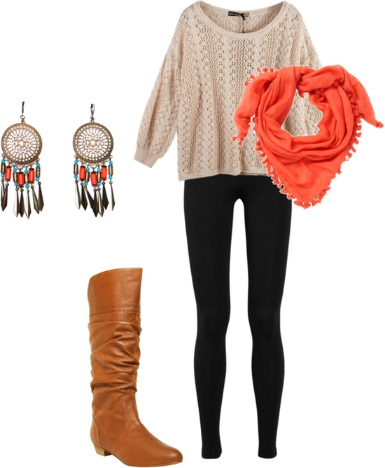 Spring Trendy Polyvore Combinations (7)