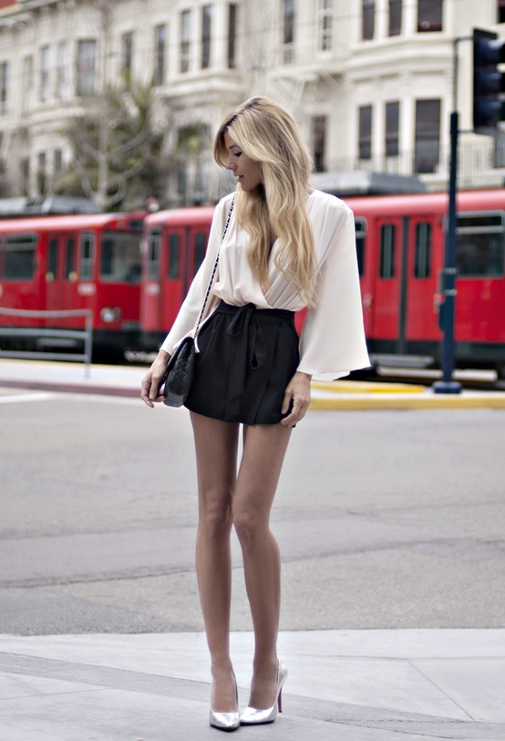 Street Style Black And White (1)